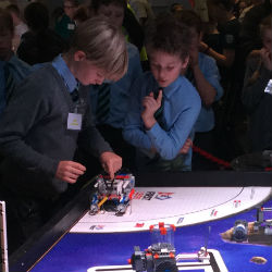 Nailbiting Lego Robotics