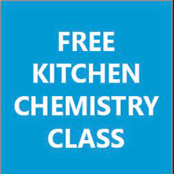 Kitchen Chemistry Free Live Session with Head of Science, Camilla Evans